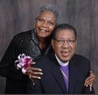Bishop Moody and First Lady