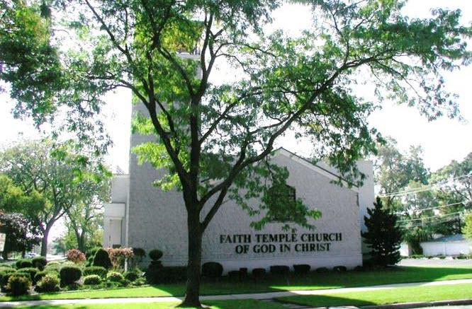 Faith Temple Evanston Exterior