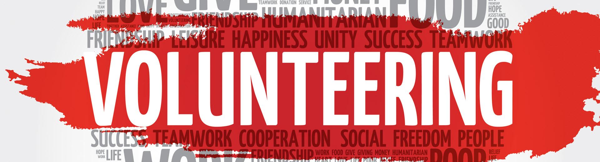 Volunteer at Faith Temple